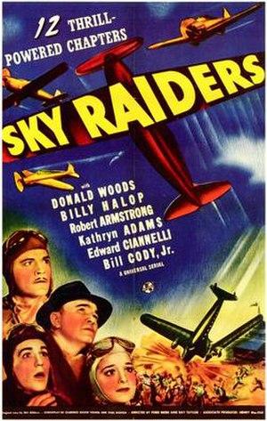 Sky Raiders - Film poster