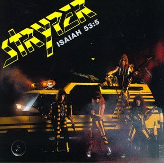 Soldiers Under Command - Image: Soldiers Under Command Stryper