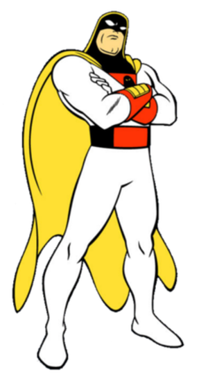 Space Ghost - Image: Space Ghost