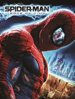 <i>Spider-Man: Edge of Time</i> 2011 video game