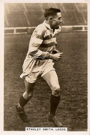 Stanley Smith (rugby league born c. 1910) - Image: Stanley Smith Leeds 1935