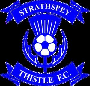 Strathspey Thistle F.C. - Image: Strathspey Thistle FC