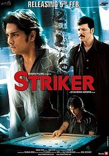 <i>Striker</i> (2010 film) 2010 Indian film