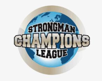 Strongman Champions League - The official logo of the Strongman Champions League