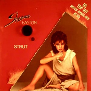 Strut (Sheena Easton song) - Image: Strut cover