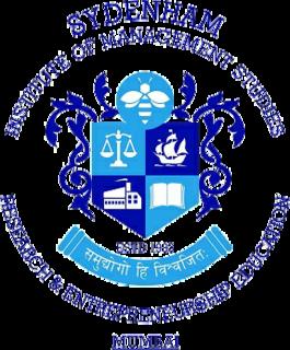 Sydenham Institute of Management Studies, Research and Entrepreneurship Education A management institute under Mumbai University (1913)