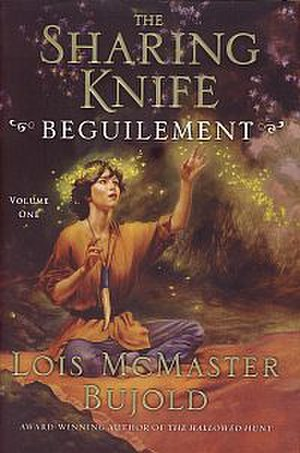 The Sharing Knife - Image: TSK Beguilement Cover