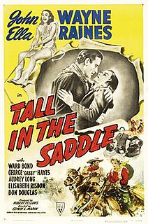 <i>Tall in the Saddle</i> 1944 film by Edwin L. Marin