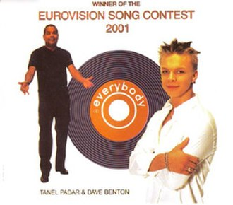 Everybody (Tanel Padar and Dave Benton song) - Image: Tanel Padar & Dave Benton Everybody