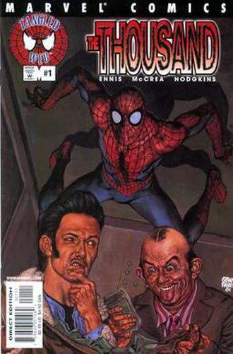 Spider-Man's Tangled Web - Image: Tangledweb 1