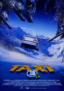 <i>Taxi 3</i> 2002 French film directed by Gérard Krawczyk