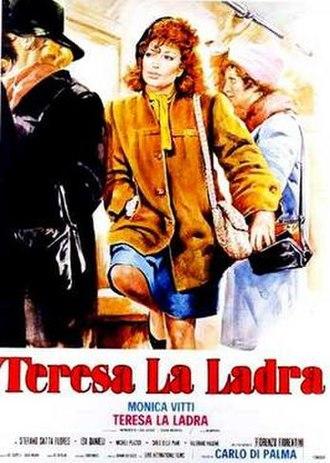 Teresa the Thief - Image: Teresa the Thief