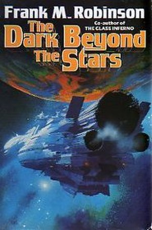 The Dark Beyond the Stars - Image: The Dark Beyond The Stars Cover