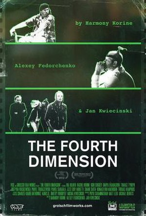The Fourth Dimension (film) - Image: The Fourth Dimension Poster