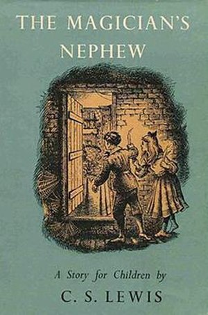 The Magician's Nephew - First edition dustjacket