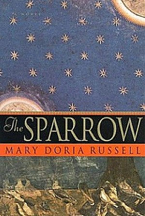 The Sparrow (novel) - Cover of first edition (hardcover)