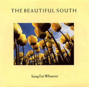 Song for Whoever - Image: The Beautiful South Song For Whoever