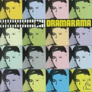 The Best of Dramarama: 18 Big Ones - Image: The Best of Dramarama 18 Big Ones