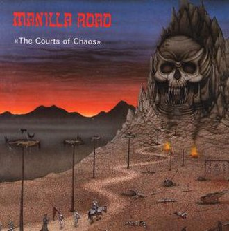 The Courts of Chaos (album) - Image: The Courts of Chaos