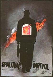 <i>The Cremator</i> 1969 film by Juraj Herz