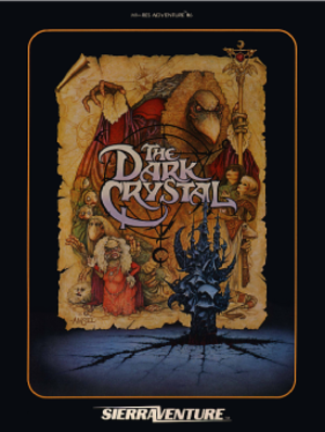 The Dark Crystal (video game) - Image: The Dark Crystal Game Cover