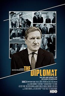 <i>The Diplomat</i> (2015 film) 2015 film