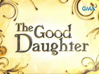 The Good Daughter - Title card