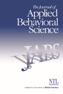 <i>The Journal of Applied Behavioral Science</i> journal