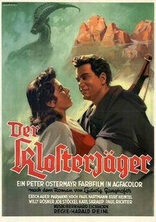 <i>The Monasterys Hunter</i> (1953 film) 1953 film