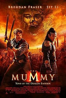 <i>The Mummy: Tomb of the Dragon Emperor</i> 2008 American adventure film