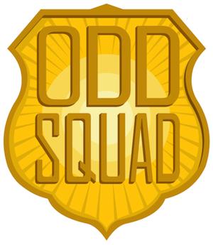 Odd Squad (TV series) - Odd Squad logo