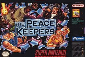 The Peace Keepers - The Peace Keepers