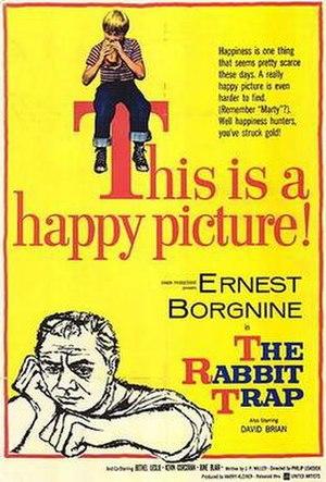 The Rabbit Trap - Film poster