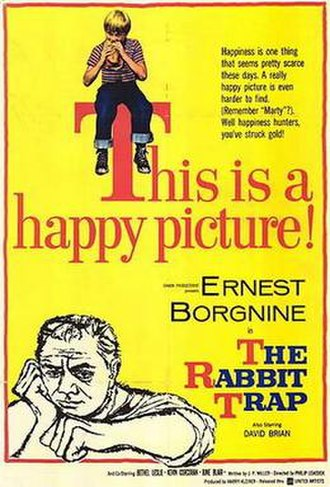 The Rabbit Trap - Film poster