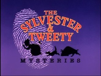 The Sylvester & Tweety Mysteries - Granny, Tweety, Sylvester, and Hector