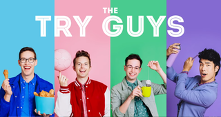 <i>The Try Guys</i> American online comedy series
