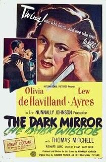<i>The Dark Mirror</i> (1946 film) 1946 film by Robert Siodmak