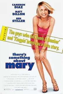<i>Theres Something About Mary</i> 1998 romantic comedy movie