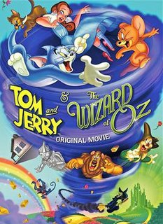 <i>Tom and Jerry and the Wizard of Oz</i> 2011 American film directed by Spike BrandtTony Cervone