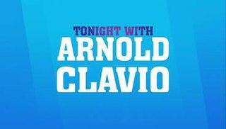 <i>Tonight with Arnold Clavio</i> Philippine television show