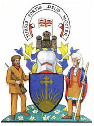 Trinity Western University - Image: Trinity Western University coat of arms