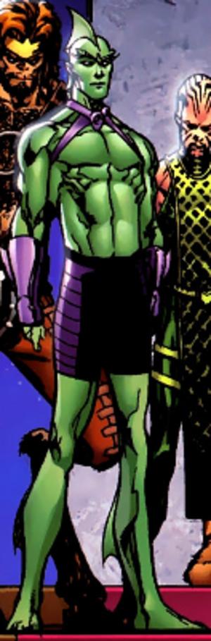 Triton (comics) - Image: Triton sii 04