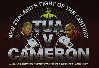David Tua vs Shane Cameron