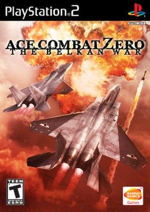 Ace Combat Zero: The Belkan War - Image: US Abox acz