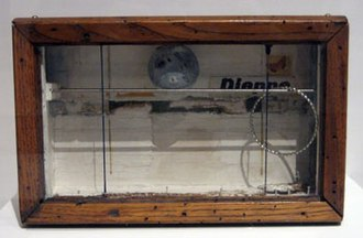 Joseph Cornell - Joseph Cornell Untitled (Dieppe) c. 1958, Museum of Modern Art, (New York City).