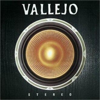 Stereo (Vallejo album) - Image: Vallejo Stereo