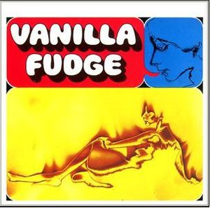 Vanilla Fudge (album) - Image: Vanilla Fudge Debut