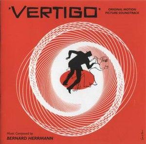 Vertigo (film score)