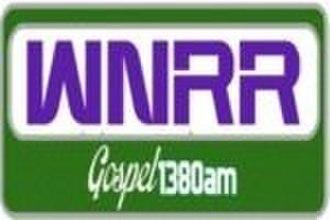 WNRR - Image: WNRR Gospel 1380 logo