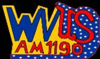 WVUS - Logo used until March 8, 2010.